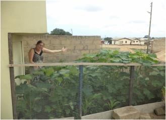 Line proud of the Urban Garden