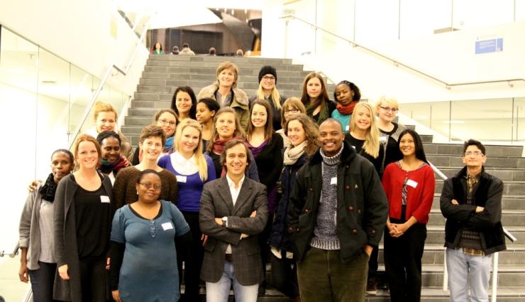 GNH students at Un City