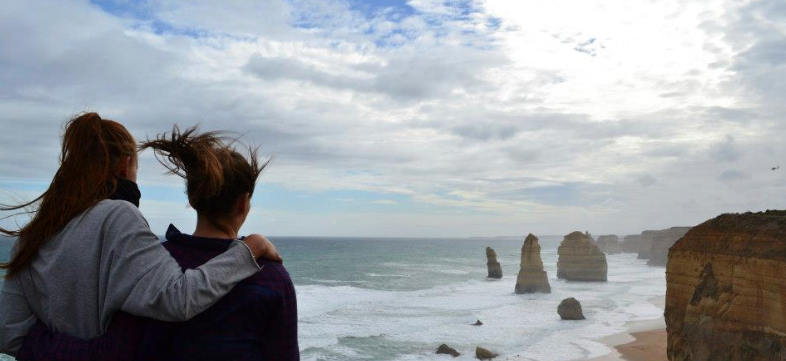 Easter trip to Melbourne (Victoria) and The Twelve Apostles by the Great Ocean Road
