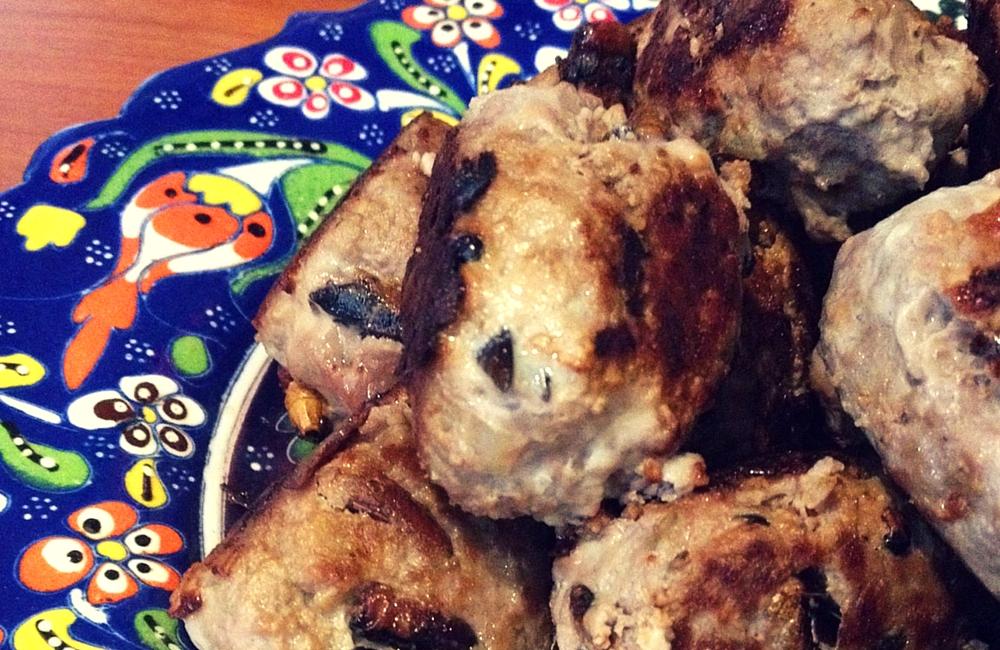 danish meatballs protein nordic food gastronomy entophagy